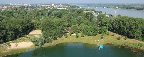 Donaupark Campeggio Tulln