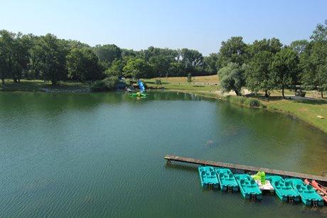 Donaupark Camping Tulln - Austria - Wiedeń