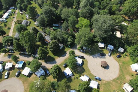 Donaupark Camping Tulln - Oostenrijk - Wenen