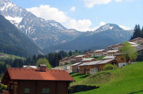 Ferienhausanlage Alpendorf