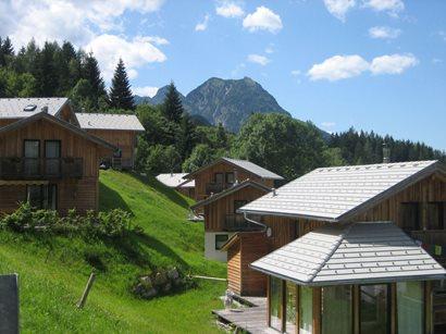 Village de vacances Alpendorf - Autriche - Land de Salburg