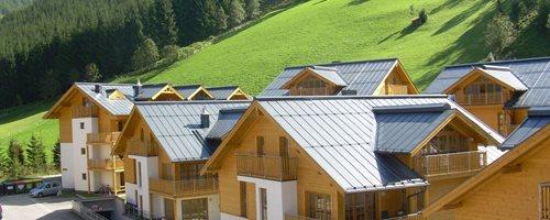 Lejlighedskompleks Schönblick Mountain Resort