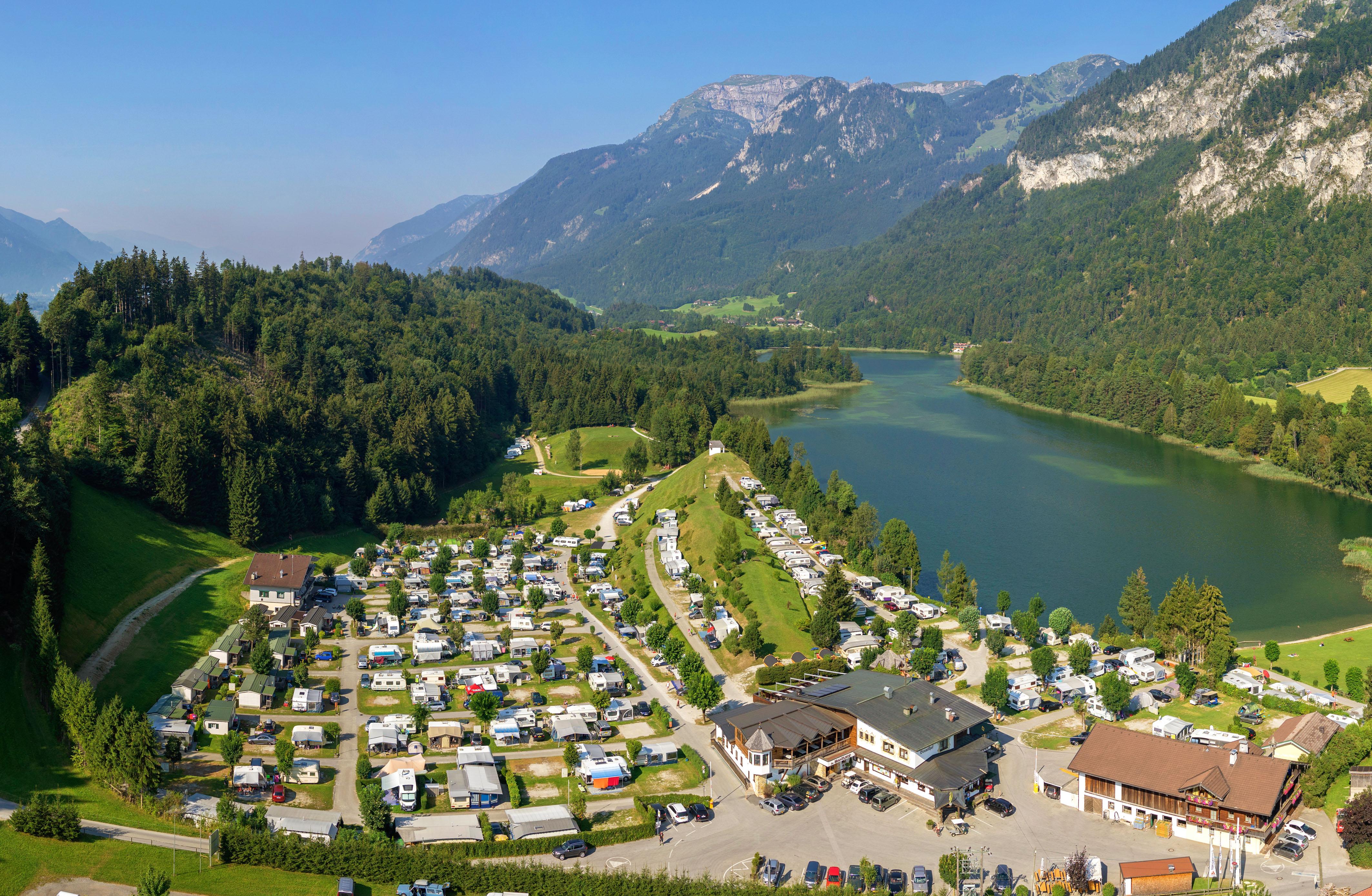 Ferien-Comfort-Camping Seeblick Toni