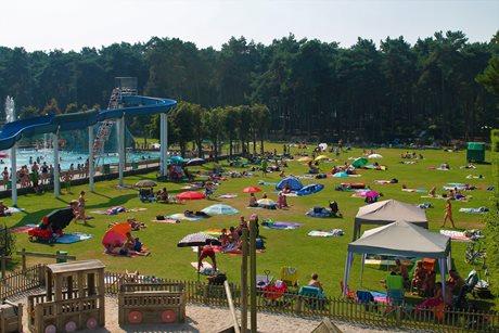 Familiepark Goolderheide - België - Belgisch Limburg