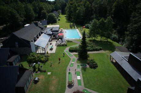 Résidence Le Val d'Arimont - Belgique - Ardennes