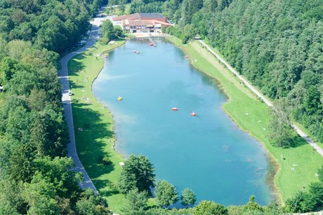 Camping Colline de Rabais - Belgique - Ardennes
