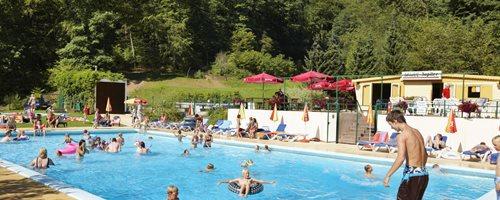 Campeggio Parc La Clusure