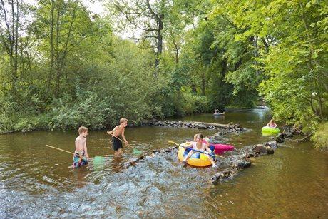 Campeggio Parc La Clusure - Belgio - Ardenne Belga
