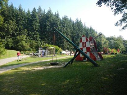 Camping La Clusure - Belgien - Ardennen