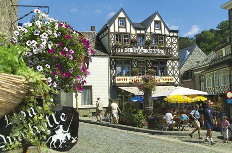 Vakantiepark Résidence Durbuy - België - Belgische Ardennen