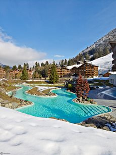 Thermes Parc - Zwitserland - Wallis