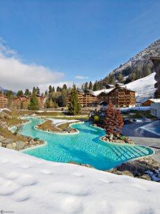 Ferienpark Thermes Parc  - Schweiz - Wallis