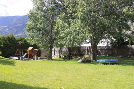 Camping Simplonblick - Switzerland - Wallis