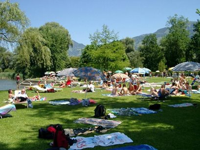 Camping Seefeld Park Sarnen - Switzerland - Eastern Switzerland