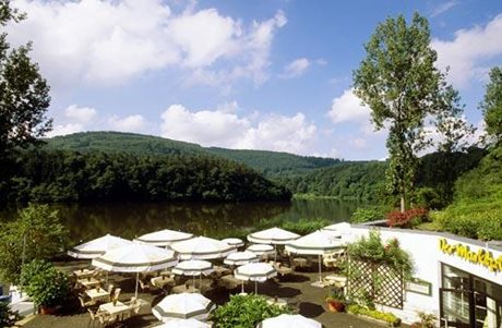 Dorint Seehotel & Resort Bitburg Südeifel - Germania - Eifel