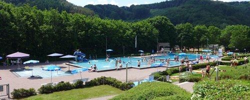 Holiday park Eifel Prümtal