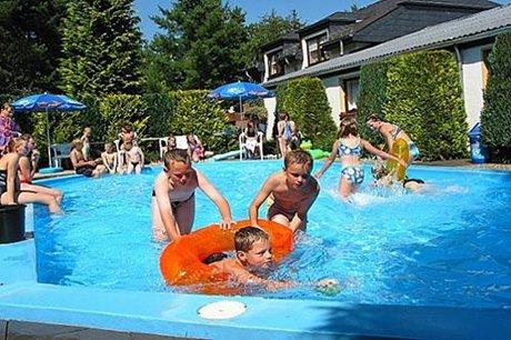 Vakantiepark Felsenhof - Duitsland - Eifel