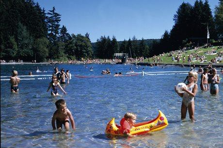 Camping en Ferienpark Brilon