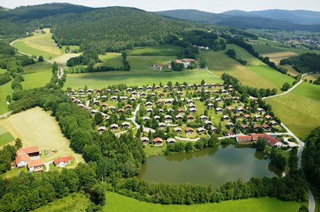 Feriendorf am hohen Bogen - Deutschland - Bayern