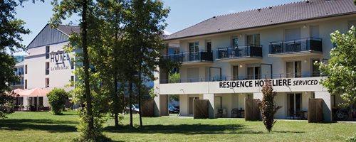 Vakantiepark Villas du Lac
