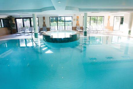 Vakantiepark Villas du Lac in Divonne les Bains