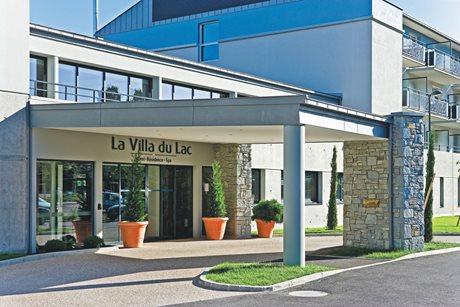 Vakantiepark Villas du Lac - Frankrijk - Jura