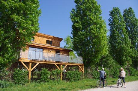 Camping Kanopée Village - France - Bourgogne