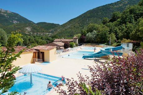 Camping Domaine du Verdon - Frankrijk - Côte d'Azur