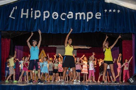 Camping Sunêlia L'Hippocampe - France - Provence