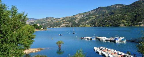 Camping du Lac Serre-Ponçon