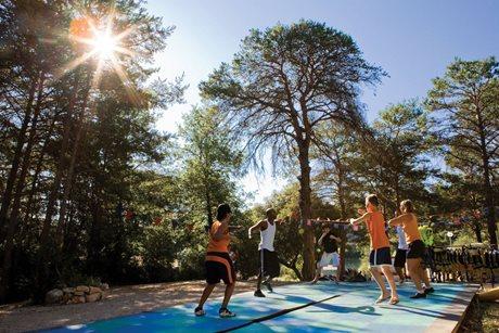 Camping Côteau de la Marine - France - Provence