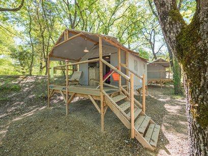 Camping Verdon Parc - Frankreich - Provence