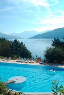 Holiday Park Domaine L'Ecrin du Lac - France - French Alps
