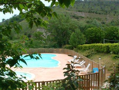 Camping Saint Amand - Frankrijk - Ardèche