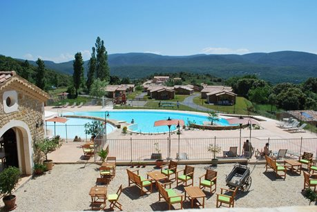 Vakantiepark Domaine de Sévenier - Frankrijk - Ardèche