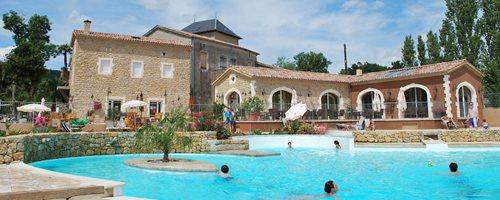 Vakantiepark Domaine de Sévenier