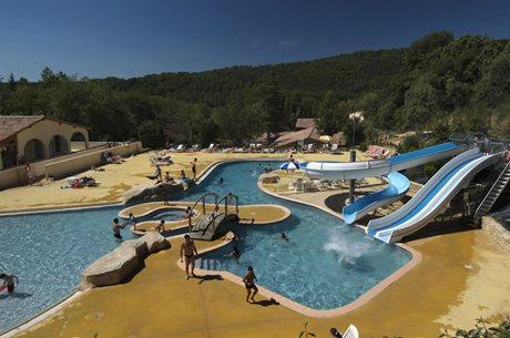 Vakantiepark Le Domaine des Hauts de Salavas