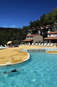 Vakantiepark Le Domaine des Hauts de Salavas - Frankrijk - Ardèche
