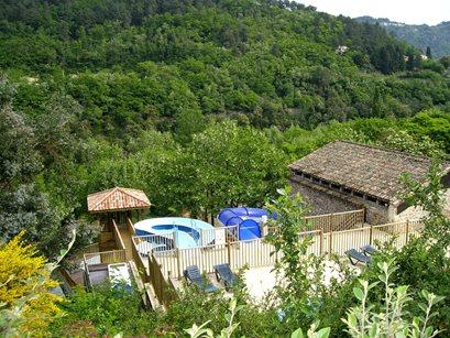 Campeggio Domaine des Plantas - Francia - Ardèche
