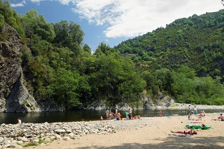 Camping Domaine des Plantas - France - Ardèche