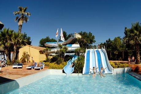 Camping Nouvelle Floride - Frankrijk - Languedoc-Roussillon