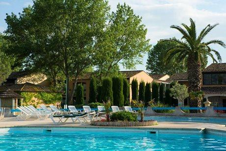 Vakantiepark Le village Camarguais - Frankrijk - Provence