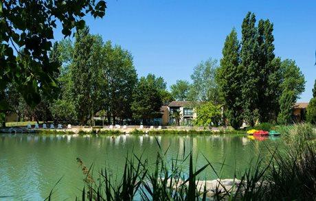 Ferienpark Le village Camarguais - Frankreich - Provence