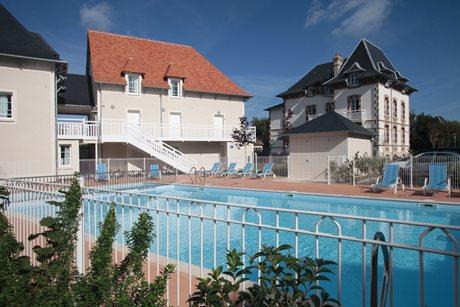 Ferienpark Le Domaine des Dunettes  - Frankreich - Normandie