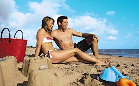 Ferienpark Omaha Beach - Frankreich - Normandie