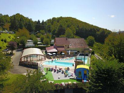 Camping La Pommeraie - France - Auvergne