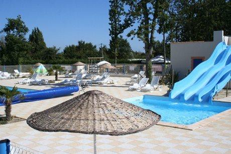 Camping Domaine d'Oléron - Frankrijk - Poitou-Charentes