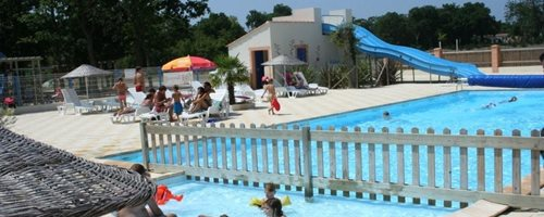 Camping Domaine d Oleron