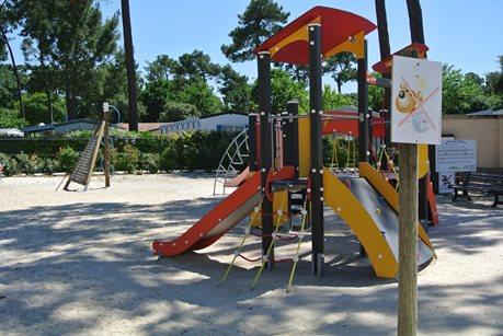 Camping La Pignade - Frankrijk - Poitou-Charentes