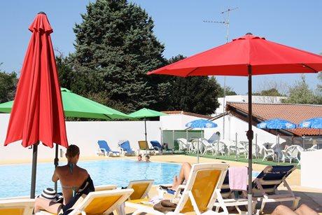 Camping Ormeaux - Frankrijk - Poitou-Charentes